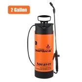 2 Gallon Garden Pump Sprayer