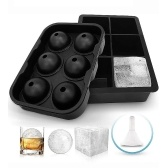 Food Grade Silicone Ice Cube Tray
