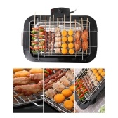 2000W Smokeless Electric Grill Portable Tabletop Grill
