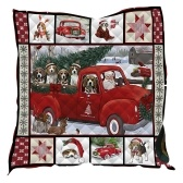 2020 Christmas Textile Quilt 3D Digital Printed Air Conditioner Cotton Summer Cool Quilt