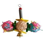 Bird Chewing Toy Bird Shredding Toy
