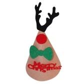 クリスマスDIY帽子クラフトクリスマス帽子