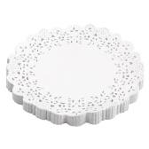5.5-in Lace Paper Doilies Disposable Decorative