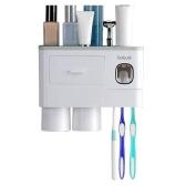 Стойка для зубных щеток с дозатором зубной пасты Соковыжималка Магнитный ящик для чашек для зубных щеток