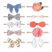Baby Printing Bow Hair Band