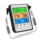 Мгновенное считывание термометра для мяса