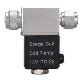 Válvula solenoide para regulador de sistema de CO2 de acuario