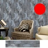 1PC самоклеющиеся деревянные зерна ретро плитки наклейки
