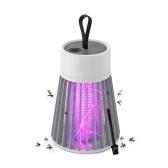 Ловушка для комаров Zapper Портативная лампа для уничтожения комаров Электрические лампы от комаров Источник питания USB Электронная ловушка для насекомых