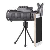 Monocular Telescope 40x60 High Power HD