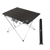 Portable Pliable Table pliante Bureau Camping pique-nique en plein air 7075 alliage d