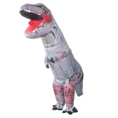 Funny Inflatable Dinosaur Trex Costume Suit Air