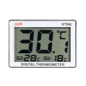 ミニ液晶デジタル水槽水族館温度計水温計0°C〜37°C