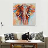 60 * 60 cm HD Impreso Sin Marco Cabeza de Lona Pintura de la Lona Wall Art Pictures Decor para el Dormitorio de la Sala de estar