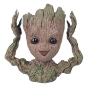 Guardians of The Galaxy Baby Groot Action Figure Flowerpot 14cm