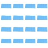 Bequemer Spiegel-Wand-Aufkleber DIY HAUSTIER Home Removable Dekoration-Quadrat-Aufkleber