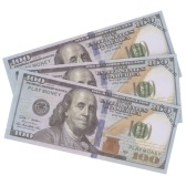 100PCS Dollar Bill Souvenir Banknote Commemorative Banknotes