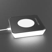 Luce notturna e caricabatterie wireless