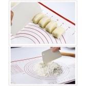 Estera del balanceo de la pasta antiadherente del silicón