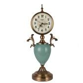 6803-1Table Clock Декоративные Ретро Металлические Европейские