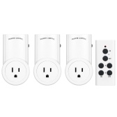 Remote Control Outlet Wireless Light Switch Electrical Plug