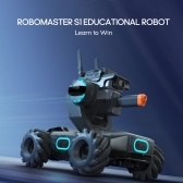 DJI Robomaster S1 Intelligent Educational Robot APP Control Robot with Programmable Modules Scratch and Python Coding