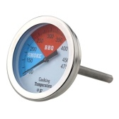 2 Inch BBQ Oven Grill-Smoker-Pit Thermometer