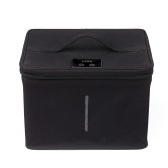 UV Cleaning Bag Travel Bag Timer Setting Safety Sensor Foldable UV Cleaner Box for On the Go Hotel Home Office