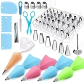 72 Pcs Cake Decorating Supplies Kits