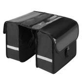 Bolsa de maletero para asiento trasero de bicicleta