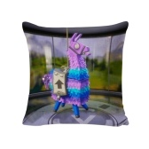 Fortnite Game Animation Peripheral Soft Square Pillowcase