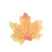 50pcs planta de simulación Photo Shoot Props seda falsa hojas de arce otoño hoja artificial de la caída