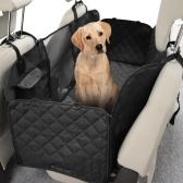 Car Seat Cover for Pet Rear Seat Hammock Dog Car Hammock