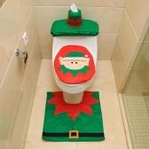 Baddekorationen für Weihnachten