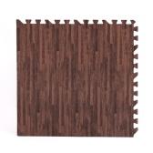 Tappetini da gioco per bambini in schiuma ad incastro Piastrelle per pavimenti impermeabili non tossici Bambini che strisciano 60x60 cm