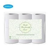 Высокое качество бревна бытовая бумага рулоны ткани утолщенной рулон туалет мягкой и удобной бумаги ежедневных потребностей