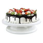 11 Inch Rotating Cake Turntable Cake Stand Cake Decorating Kit Display Stand Baking Tools