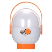 FA-7001 LED Bulb Camping Lantern Battery Powered Indoor Outdoor Bright Emergency Lamp