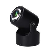 Светодиодная лампа для проектора USB Светодиодные настольные или настенные лампы проекции заката (3 Вт)
