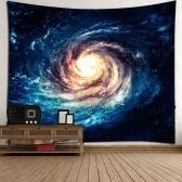 Galaxie Starry Star Erde hängende Wand und Decke Hintergrund Stoff Mehrzweck Vintage Hippie Beach und Yoga Handtuch