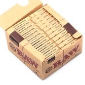 768PCS Rolling Paper Прозрачная высококачественная классическая оригинальная RAW-бумага