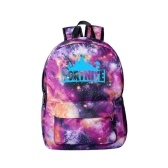 Fortnite Night Game Luminous Backpack Sac d