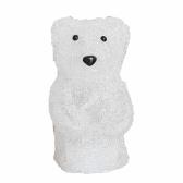 Светодиодный светлый медведь