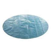 Couverture ronde de protection d'isolation thermique antipoussière de piscine gonflable