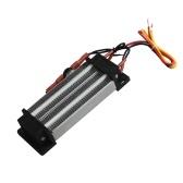 Incubadora de 220 V 500 W Calentador de aire de cerámica PTC con aislamiento termostático