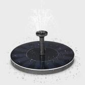 ソーラーウォーターパネルパワーファウンテンポンプキット庭の池バードウォッチング