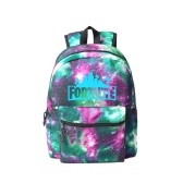 Fortnite Night Game Luminous Backpack School Bag