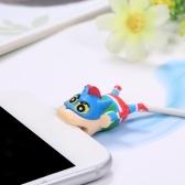 Cute Animal Cable Bite USB Зарядное устройство Защитная крышка
