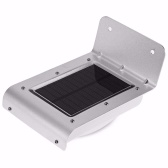 16LEDs Solar Light PIR Motion Sensor Solar Powered Street Light Waterproof Outdoor Energy Saving Garden Wall Lamp