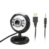 Webcam 640P Webcam com transmissão ao vivo